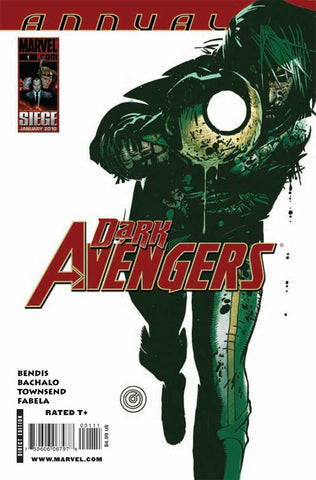 Dark Avengers Vol 1 Annual #1