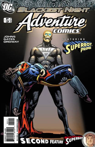 Adventure Comics Vol. 2 #005