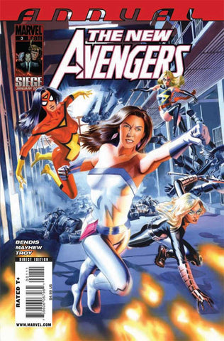 New Avengers Vol. 1 Annual #3