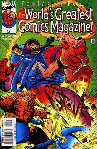 Fantastic Four: The World's Greatest Comics Magazine #02