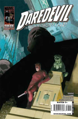 Daredevil Vol 2 #503