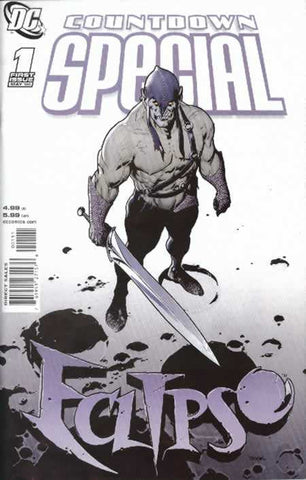 Countdown Special: Eclipso #1