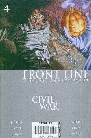 Civil War: Front Line #04
