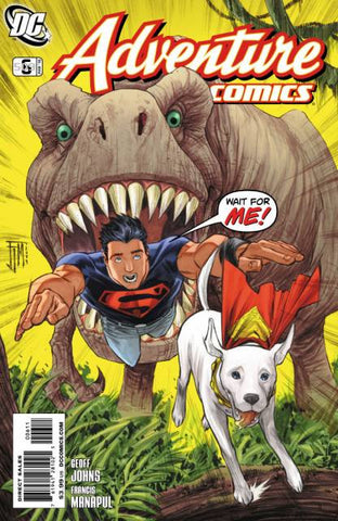 Adventure Comics Vol. 2 #006