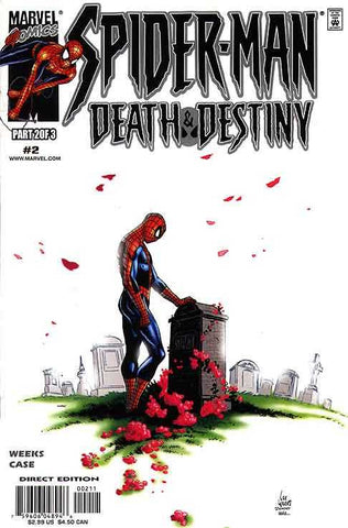 Spider-Man: Death & Destiny #2