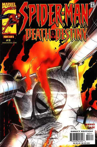 Spider-Man: Death & Destiny #3