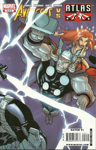Avengers Vs Atlas #2