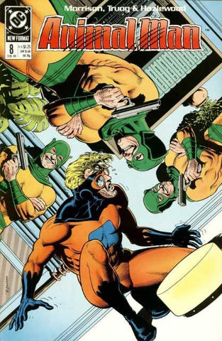 Animal Man Vol. 1 #08