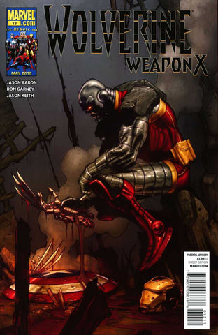 Wolverine Weapon X #13