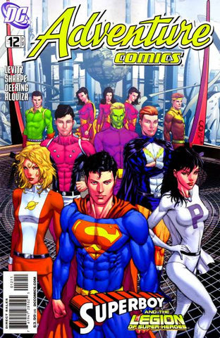Adventure Comics Vol. 2 #012