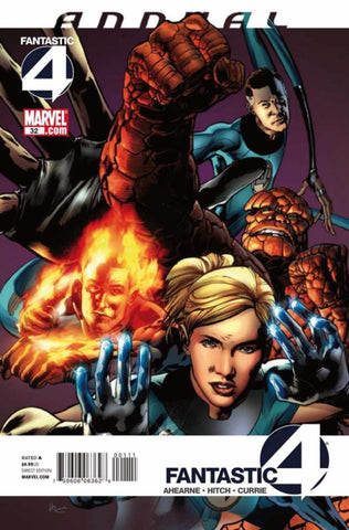 Fantastic Four Vol 3 Annual #32