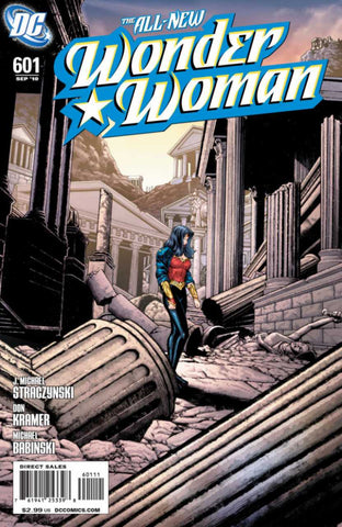 Wonder Woman Vol. 3 #601