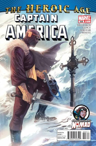 Captain America Vol 5 #608