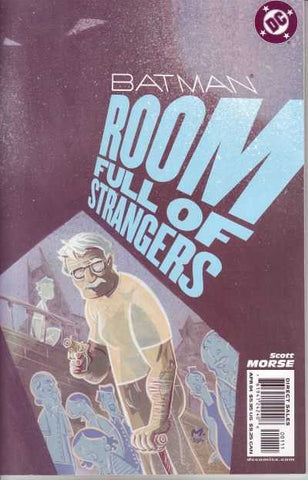 Batman: Room Full Of Strangers #1