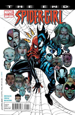 Spider-Girl: The End! #1