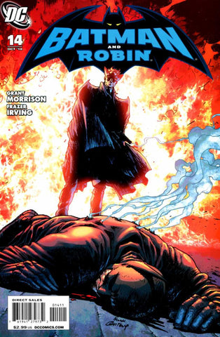 Batman And Robin #14