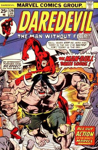 Daredevil Vol 1 #129
