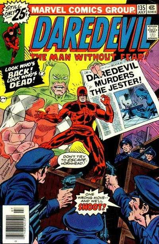 Daredevil Vol 1 #135