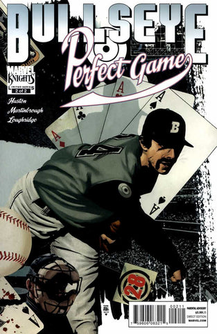 Bullseye: Perfect Game #2
