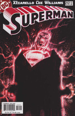 Superman Vol. 2 #212