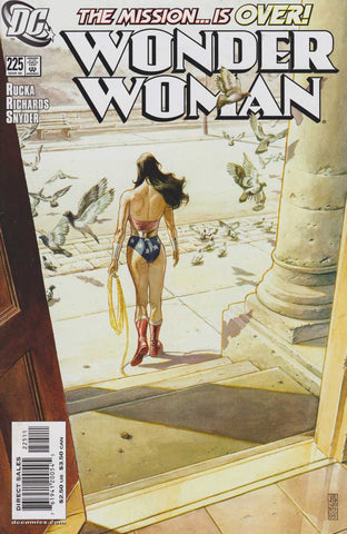 Wonder Woman Vol. 2 #225