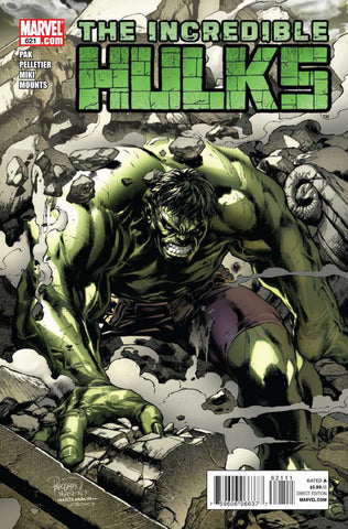 Incredible Hulks Vol 1 #621