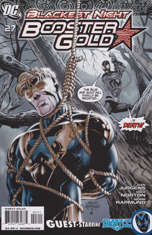 Booster Gold Vol. 2 #27