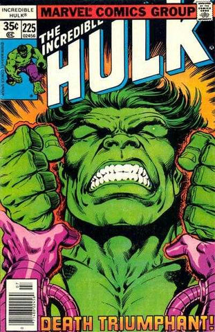 Incredible Hulk Vol 1 #225