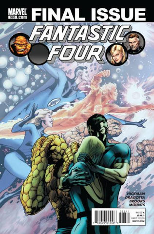 Fantastic Four Vol 3 #588