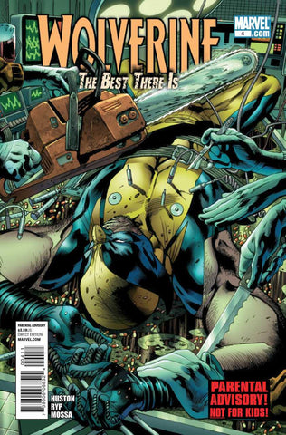 Wolverine: The Best There Is #04