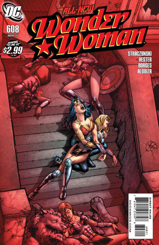 Wonder Woman Vol. 3 #608