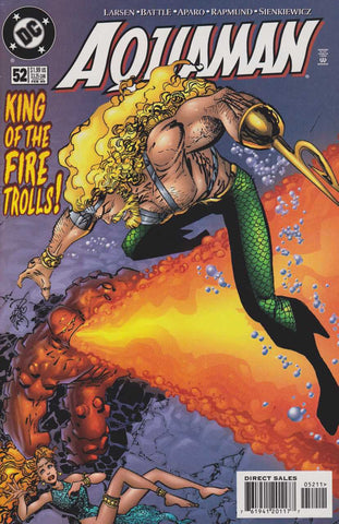 Aquaman Vol. 3 #52