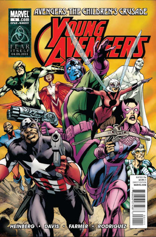 Avengers: The Children's Crusade-Young Avengers #1
