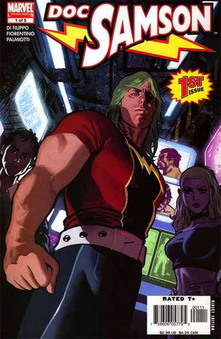 Doc Samson Vol 2 #1