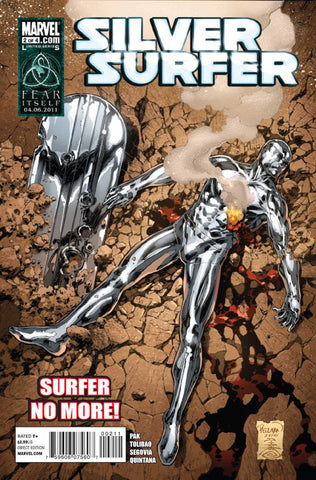 Silver Surfer Vol. 5 #2