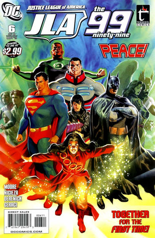 Justice League Of America/The 99 #6