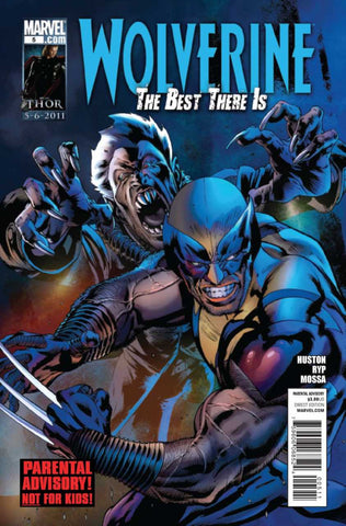 Wolverine: The Best There Is #05