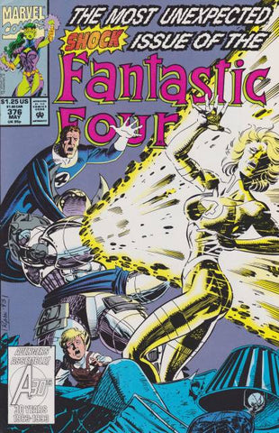 Fantastic Four Vol 1 #376
