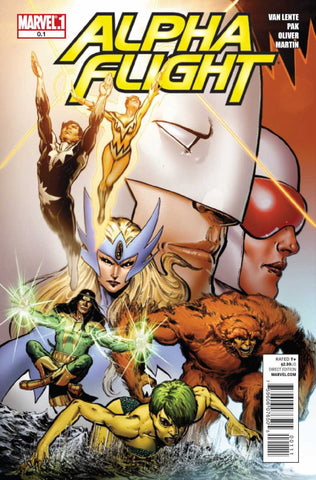 Alpha Flight Vol. 4 #0.1