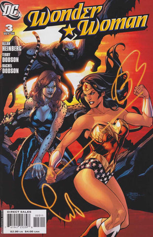 Wonder Woman Vol. 3 #003