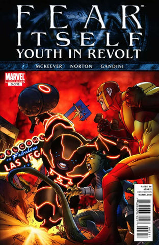 Fear Itself: Youth In Revolt #3