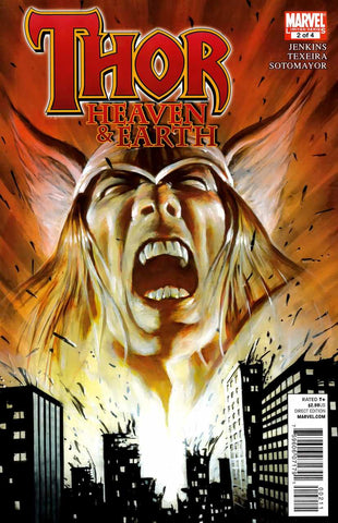 Thor: Heaven & Earth #2