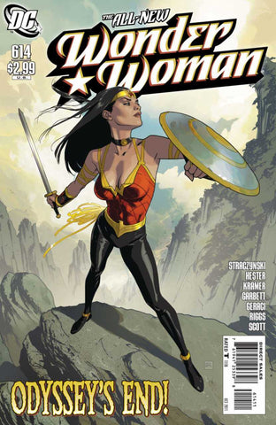 Wonder Woman Vol. 3 #614