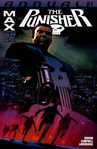 Punisher (MAX) Vol. 1 Annual #1