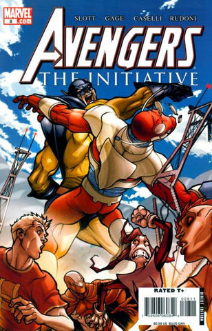 Avengers: The Initiative #08