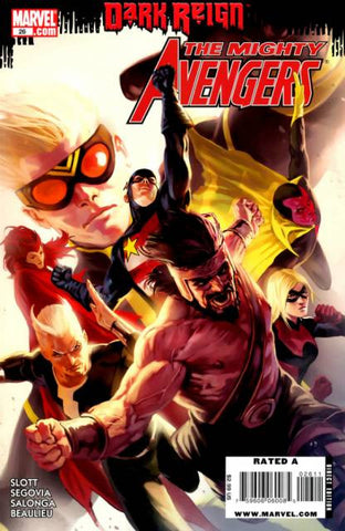 Mighty Avengers Vol. 1 #26