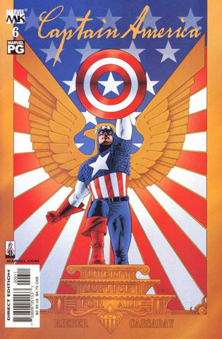 Captain America Vol 4 #06