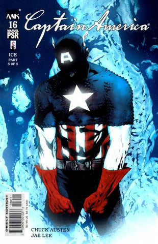Captain America Vol 4 #16