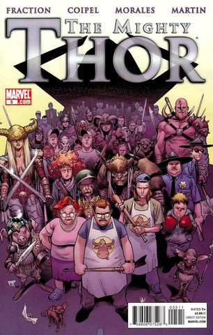 Mighty Thor Vol. 2 #05
