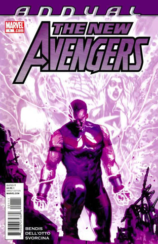 New Avengers Vol. 2 Annual #1